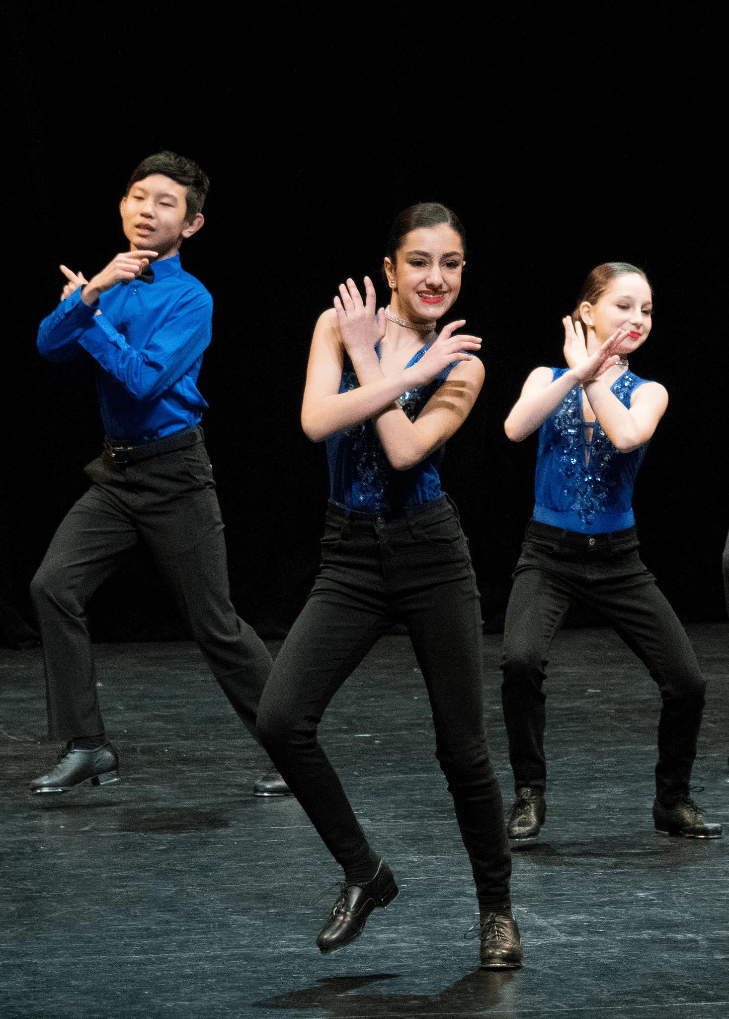 tap dance class in richmond hill