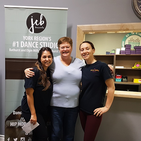 administrator at jcb danceworks with dance ability movement dance instructors